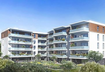 Achat appartement neuf saint laurent du var homeland for Logement neuf achat